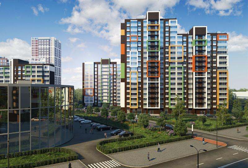 В Ленобласти за 10 месяцев этого года ввели 2 млн кв. м жилья