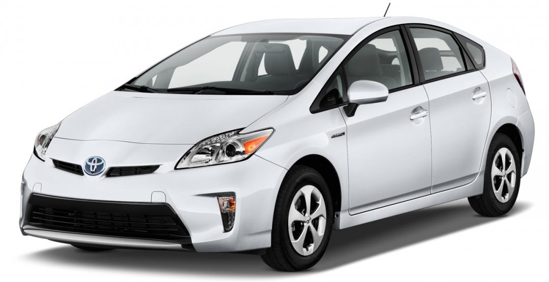 В России упал спрос на гибриды Toyota Prius