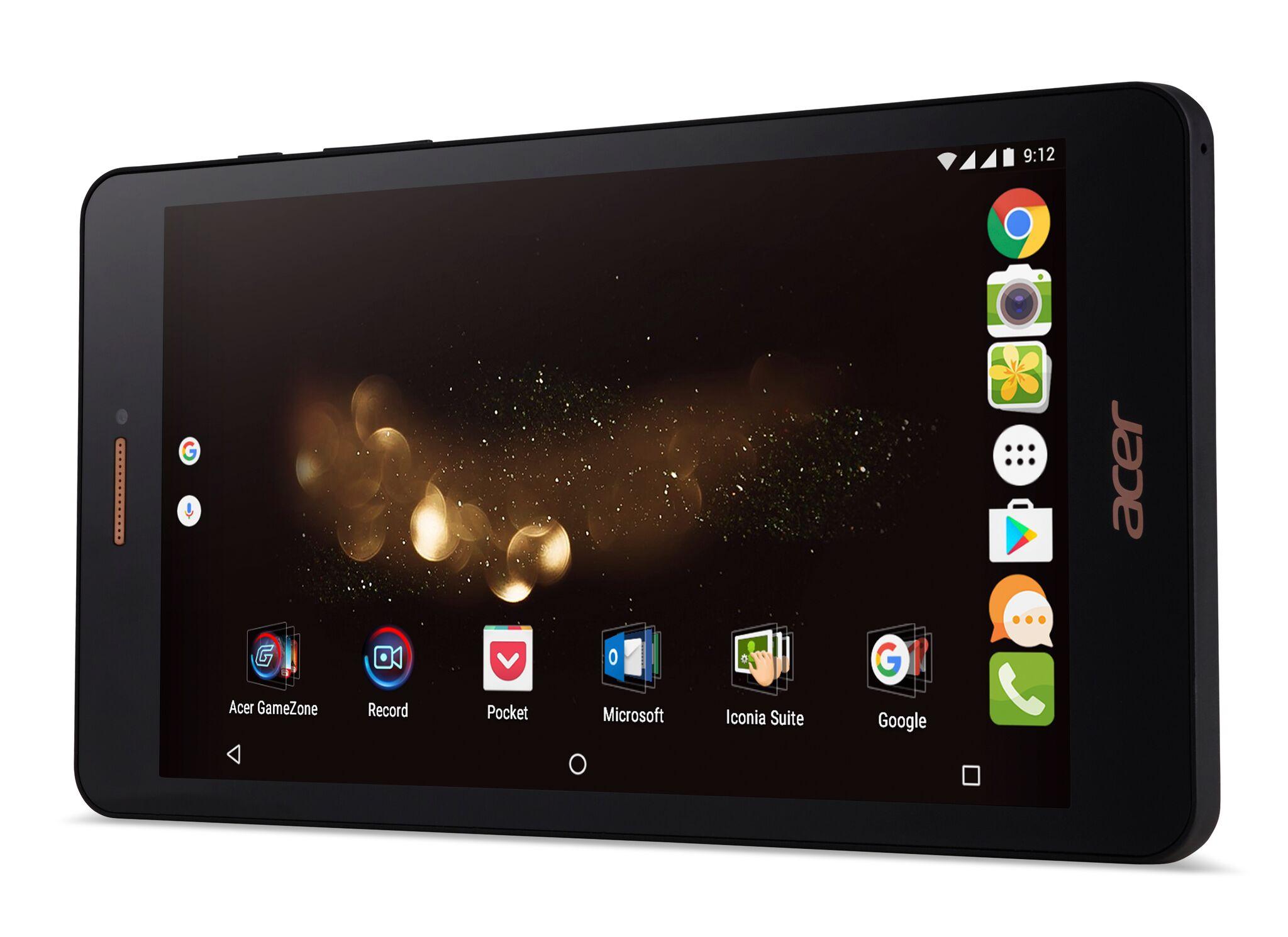 В Российской Федерации стартовали продажи планшета-смартфона Acer Iconia Tab 10