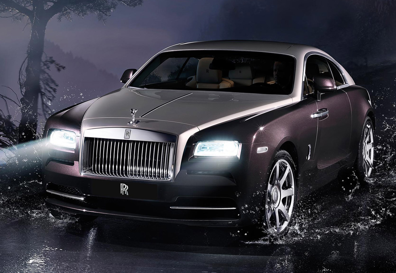 Объем реализации Rolls Royce в России упал на 19 процентов