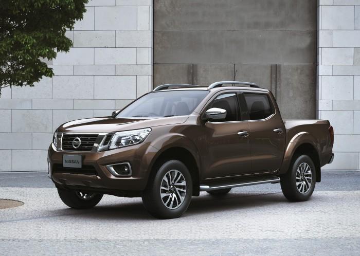 В компании Nissan предоставили информацию о новом пикапе NP300 Navara