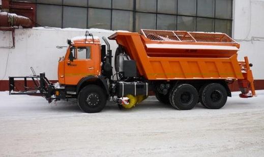ВПетербурге шофёр пожарной части скончался впроцессе уборки снега