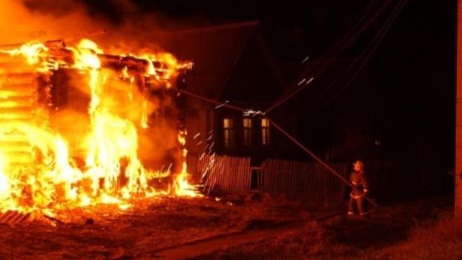НаКубани вночном пожаре погибли двое граждан Тихорецкого района