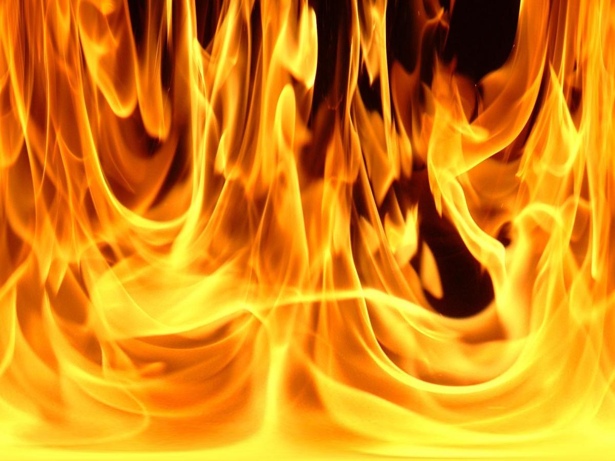 Напожарах вСаратовской области погибли 4 человека