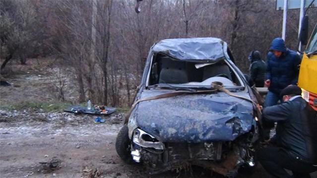 Пьяная 19-летняя девушка без прав сделала смертельное ДТП вСамарской области