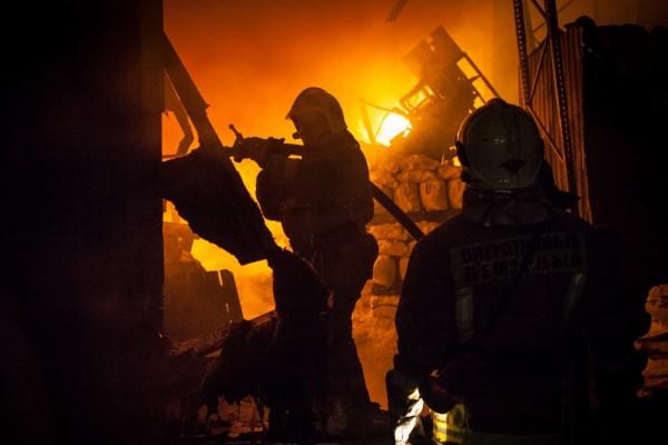 ВАлександровске напожаре погибли три человека
