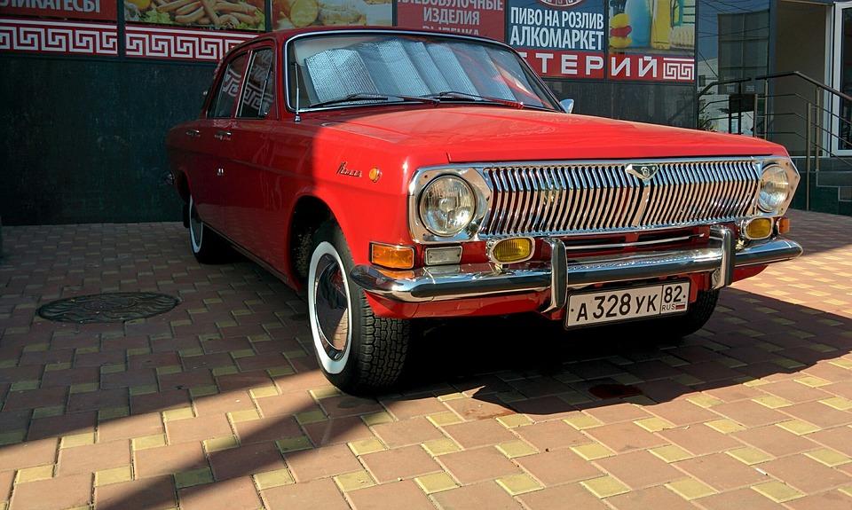 В Сети выставили на продажу Волгу 1973 года за 3,7 млн рублей
