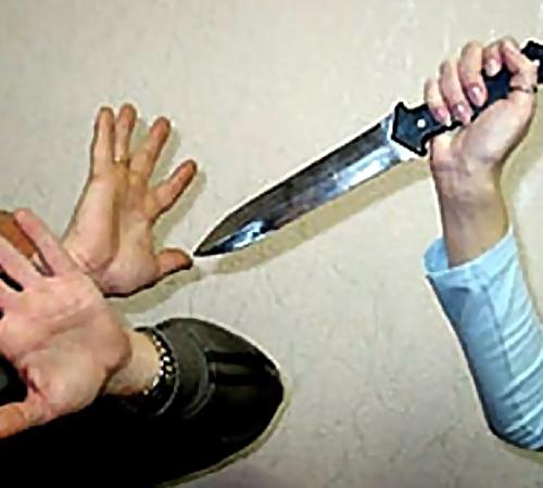 ВСухом Логу доэтого судимая здешняя жительница обвиняется вубийстве своего сожителя