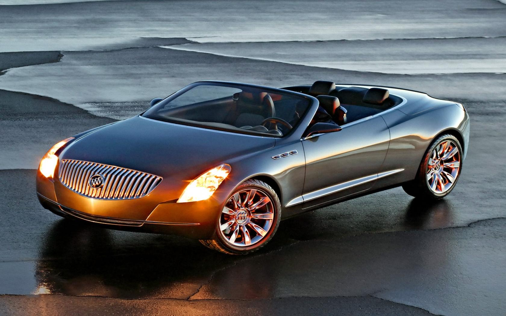 ВГуанчжоу дебютировал концептуальный автомобиль Buick Velite
