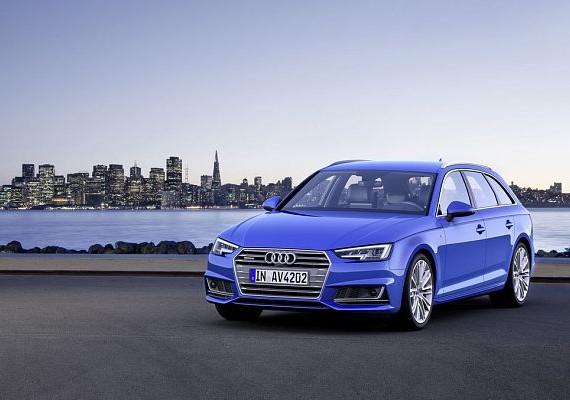 Объявлены цены на Audi A4 нового поколения в России