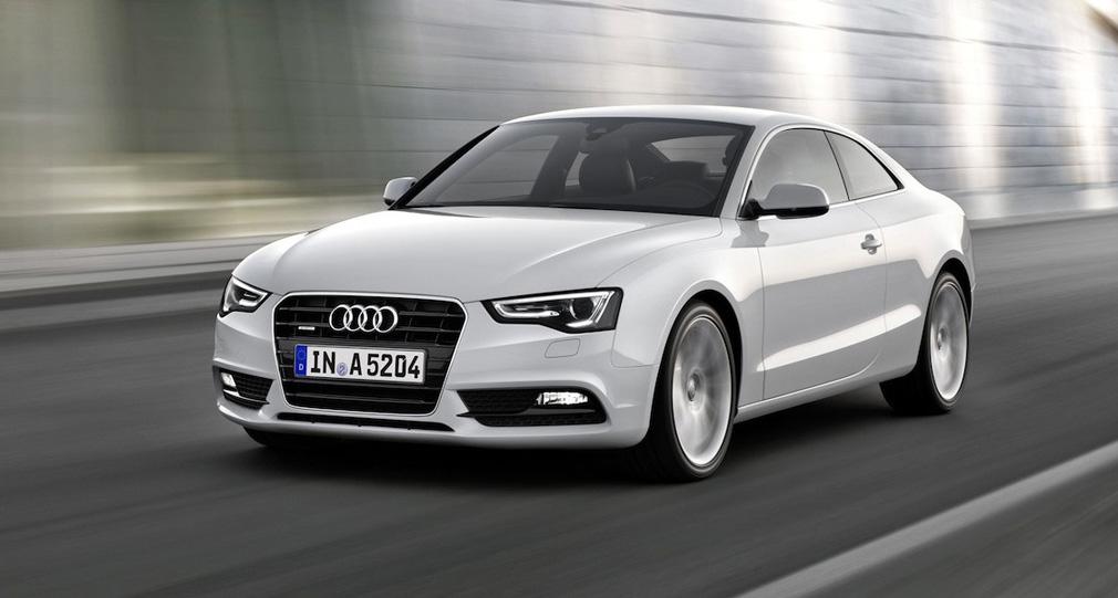 Audi начала продажи в России моделей A5 и S5 последнего поколения