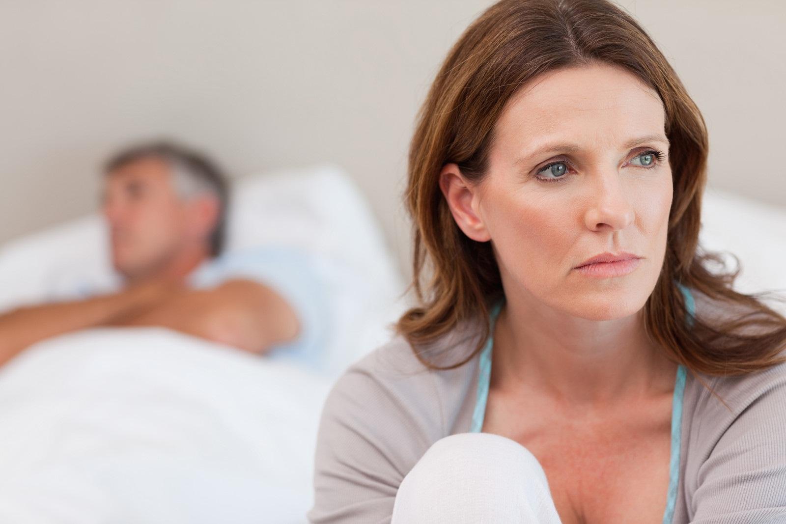 Ученые: Продолжительные отношения понижают половое влечение уженщин