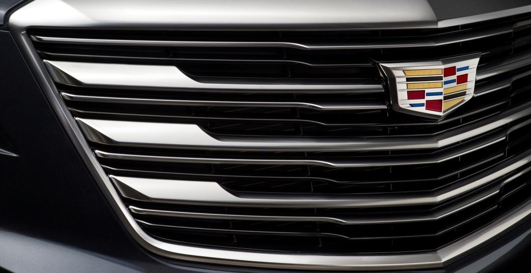 Cadillac выпустит новый кроссовер XT