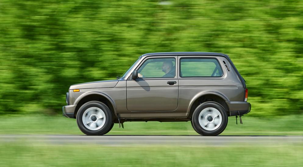 Азия Авто поддержит спрос на Lada 4x4 выпуском версии Urban