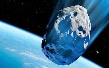 Земле грозит 160-метровый астероид