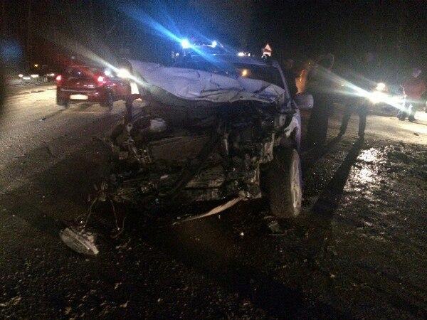 ВПрикамье ДТП савтобусом пострадали три человека