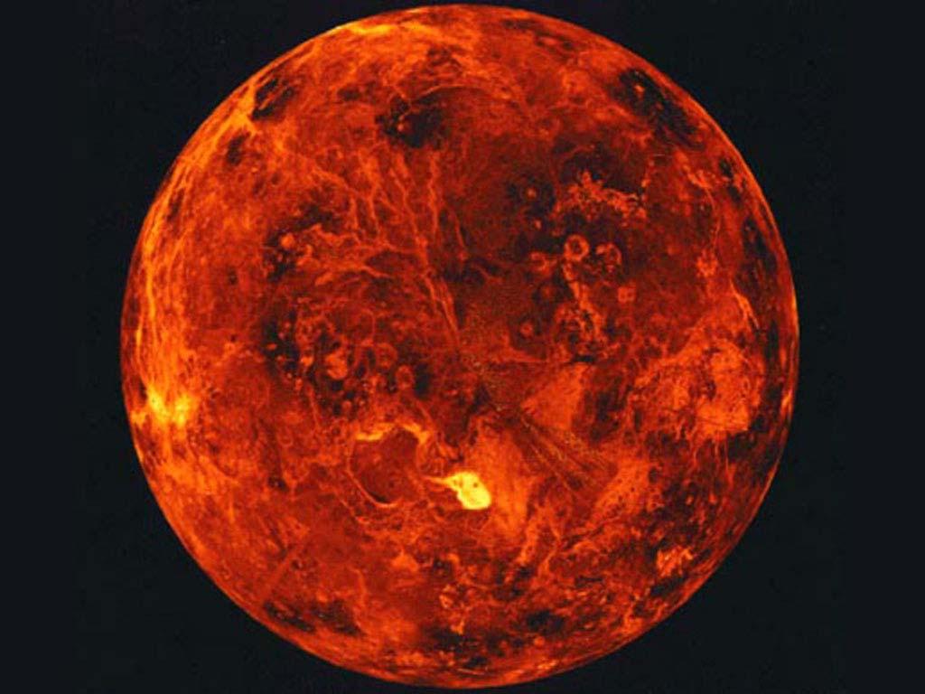 НаВенере разглядели несколько инопланетных колоний