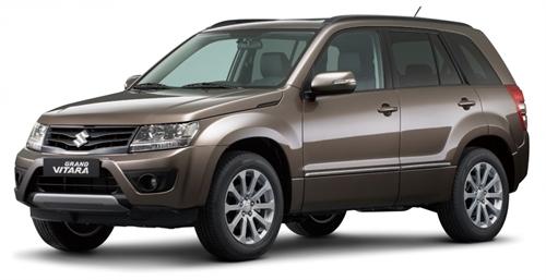 Продажи Suzuki на российском рынке в октябре сократились на 71,5