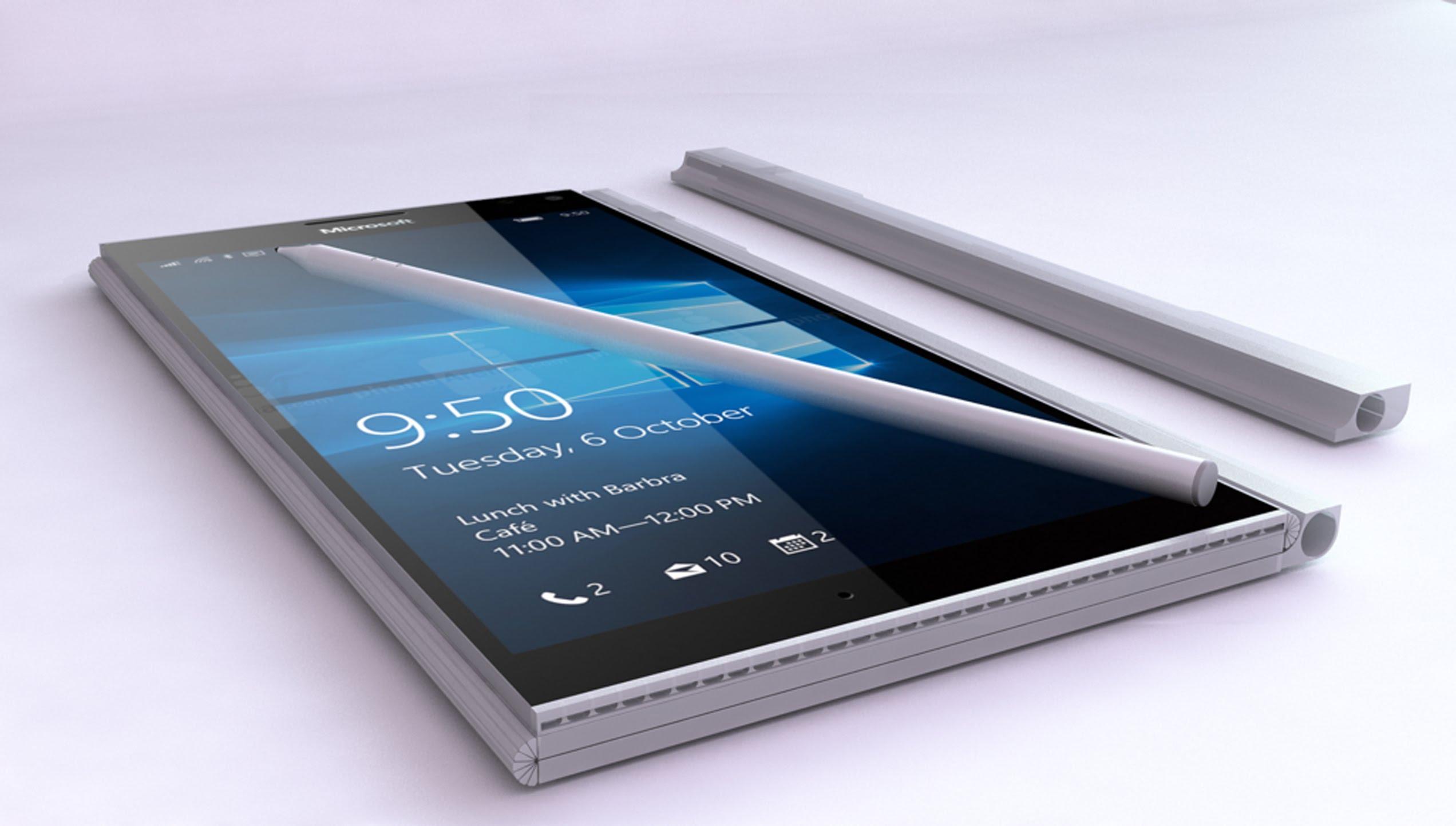 IPhone иSurface Phone будет производить одна компания
