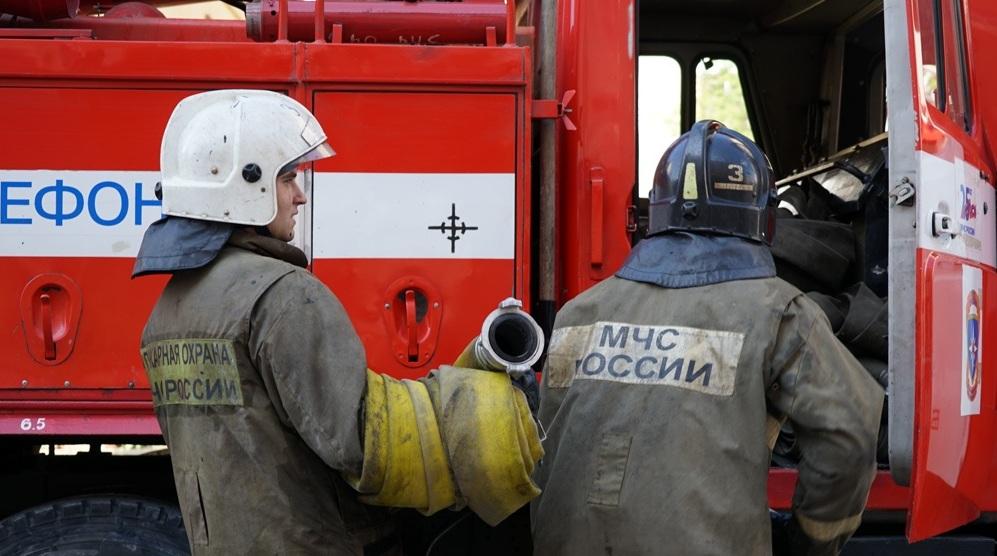 Впожаре в личном доме Сургута погибли мать идочь