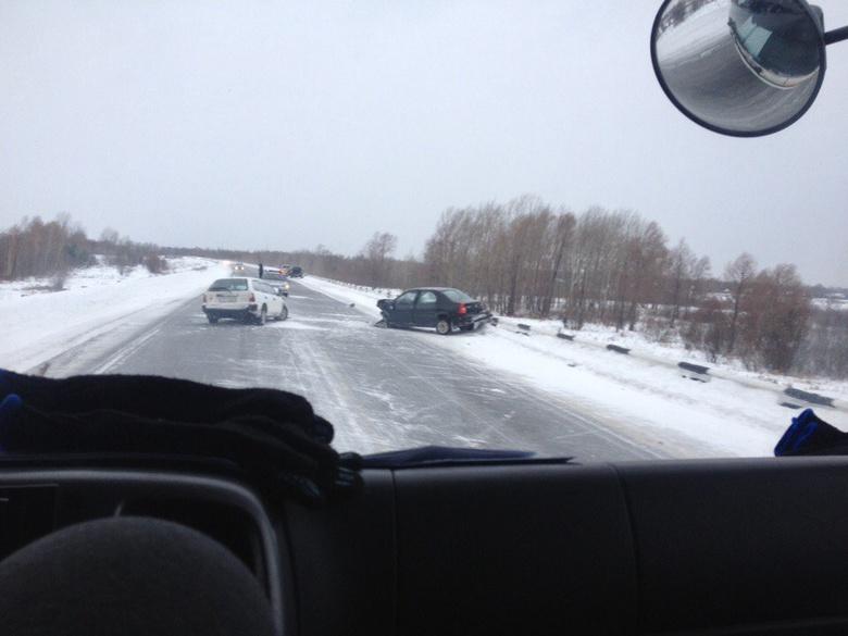 Под Томском произошло смертельное ДТП