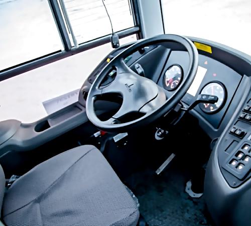 ВоВладивостоке нетрезвый шофёр маршрутного автобуса возил пассажиров