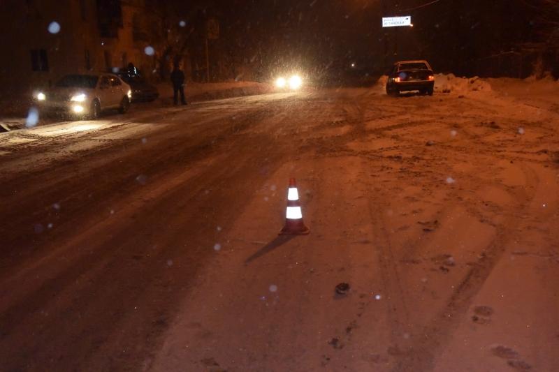 ВЕкатеринбурге ввыходные пострадали два пешехода