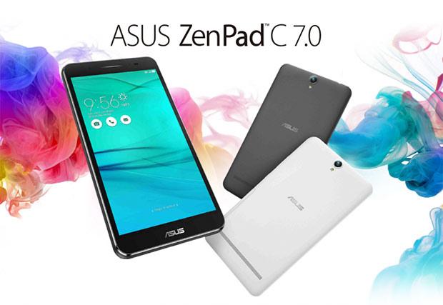 Компания Asus создала планшетный компьютер с функциями телефона
