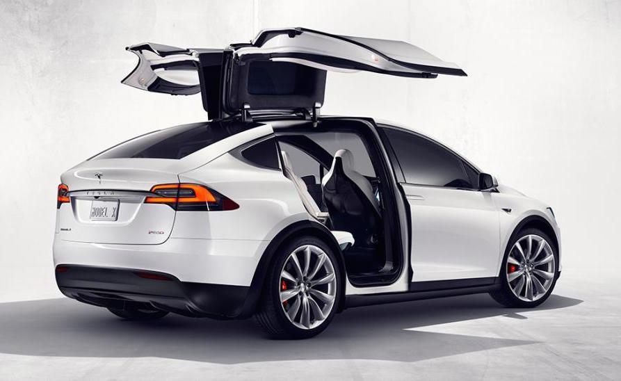 В КНР значительно повысятся цены наTesla Model X и ее детали