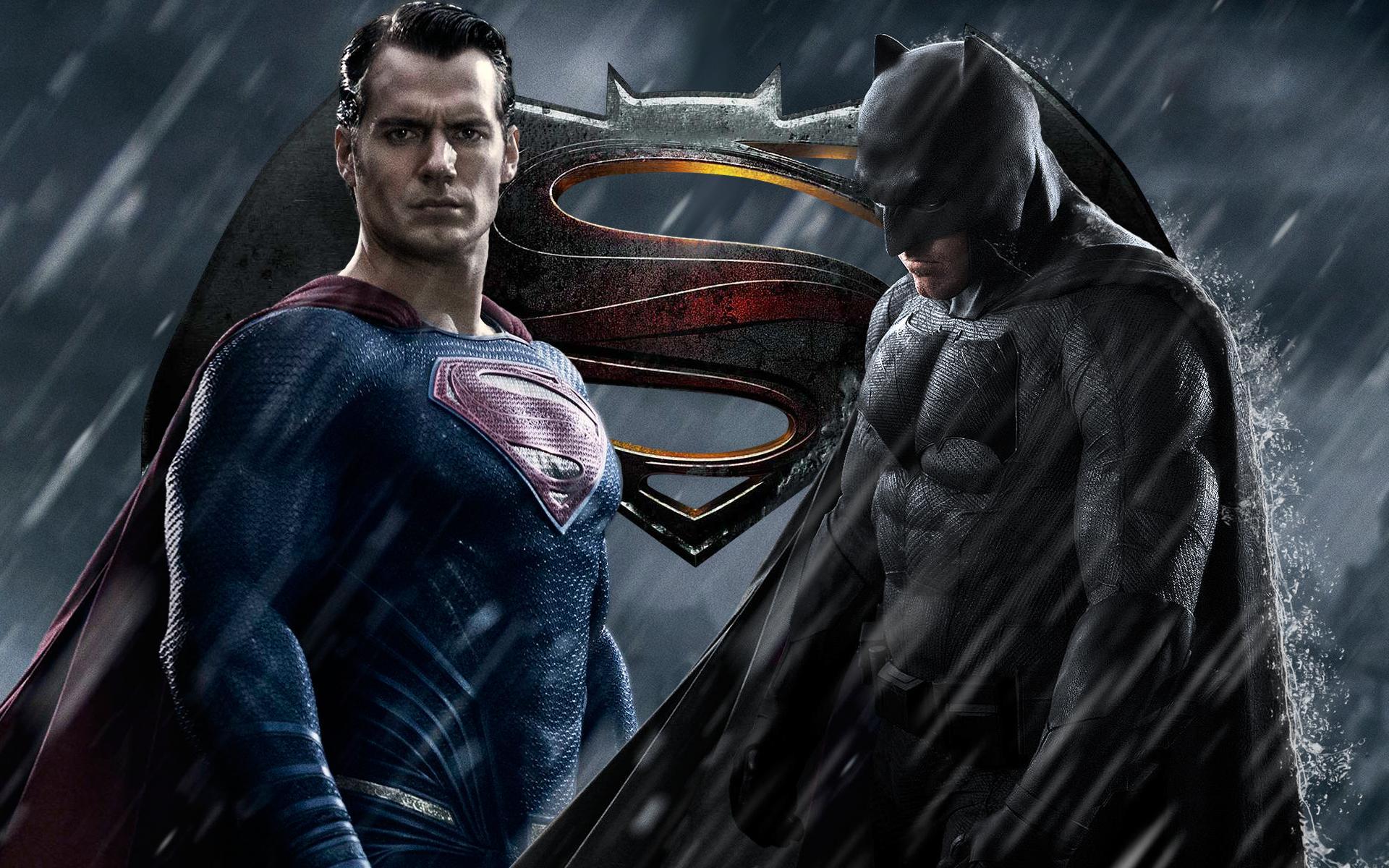 Новый тизер фильма Бэтмен против Супермена появился в сети