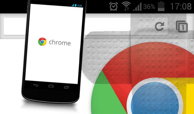 Мобильный Google Chrome будет экономить до 70 процентов трафика