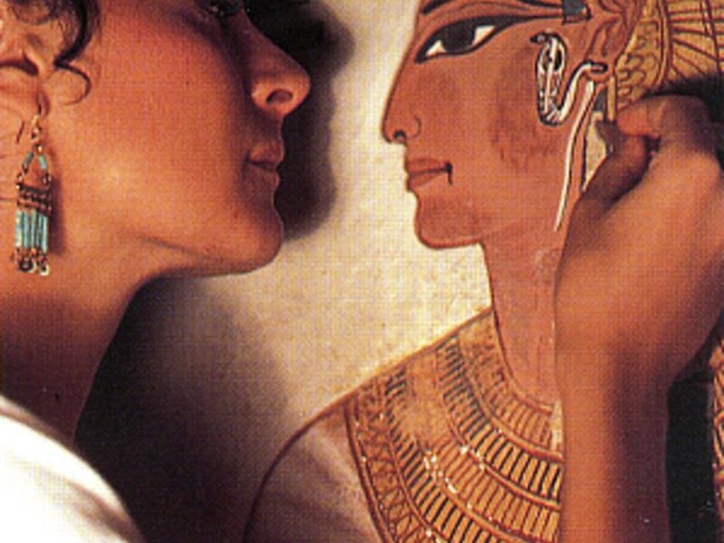 Учёные нашли останки египетской царицы Нефертари