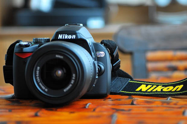 Одна изстарейших камер Nikon продана за $400 тыс.
