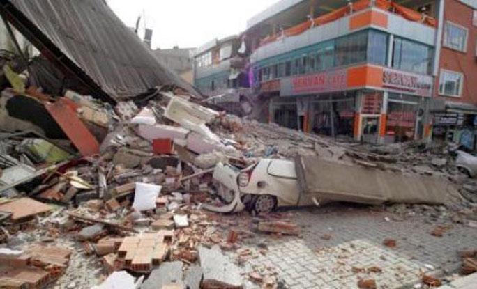 Мегаземлетрясение вБангладеш уничтожит 140 млн. человек
