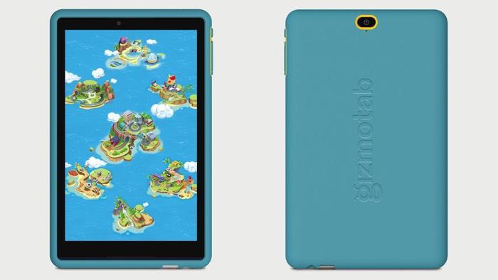 Компания Verizon создала детский планшет GizmoTab