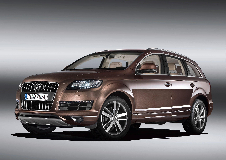 Компания Audi прекращает продажи дизельных авто в России