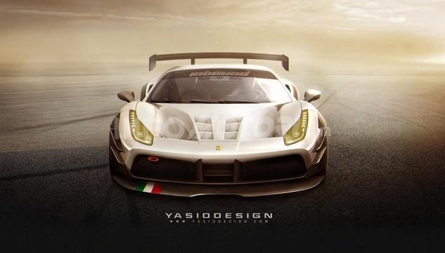 Феррари создала новый суперкар и неповторимое купе