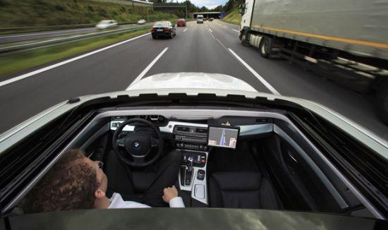 БМВ проведет исследования беспилотных авто в2017-ом