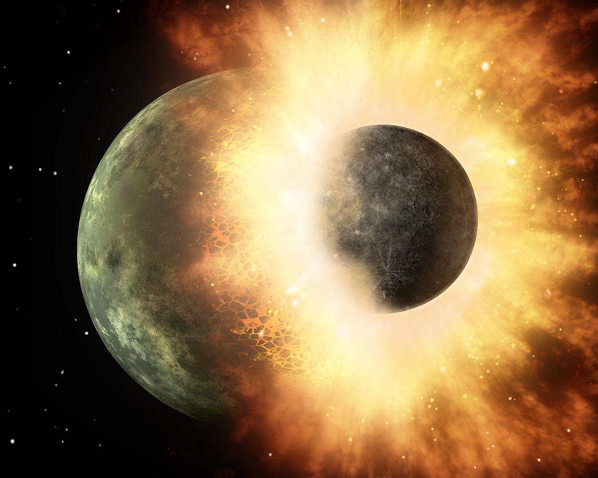 Геологи обнаружили внутри Земли останки остальных планет