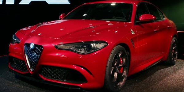 Alfa Romeo Giulia получит мотор с 276 лошадиными силами