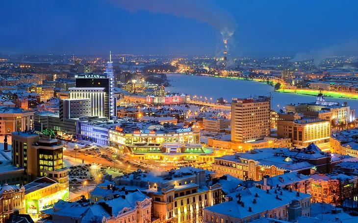 Доход от наружной рекламы в Казани составил почти 72 миллиона рублей