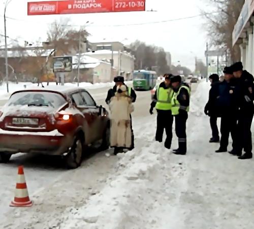 Шофёр «Лады» сбил девочку напешеходном переходе вЕкатеринбурге