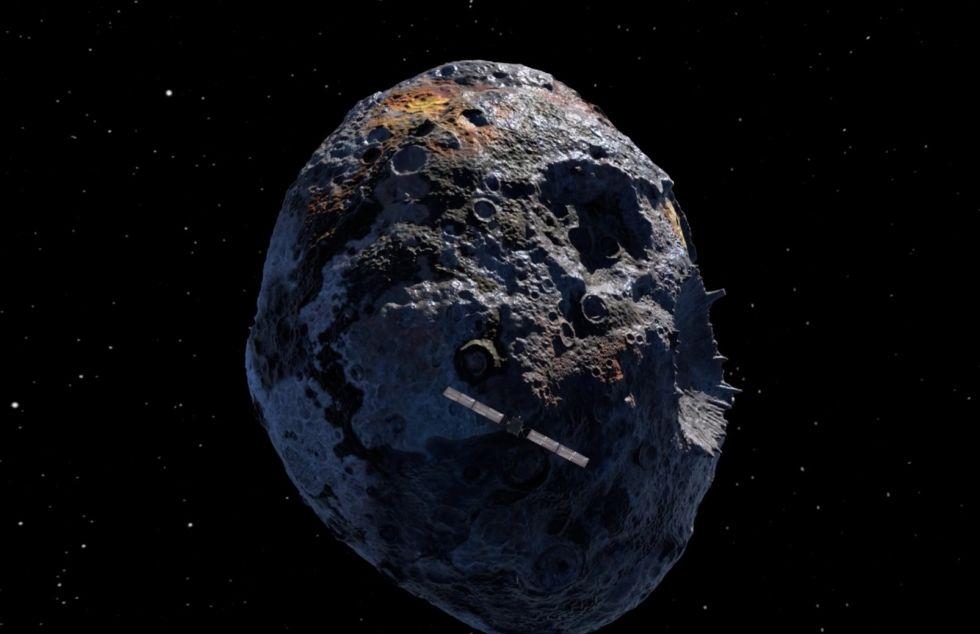 NASA готовится к посадке на самый ценный астероид