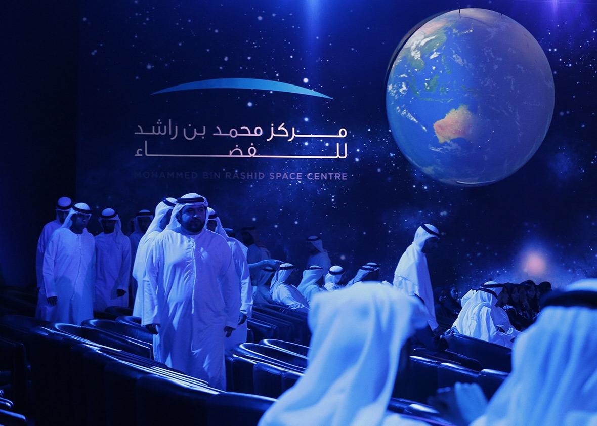 ОАЭ объявили набор впервую команду космонавтов