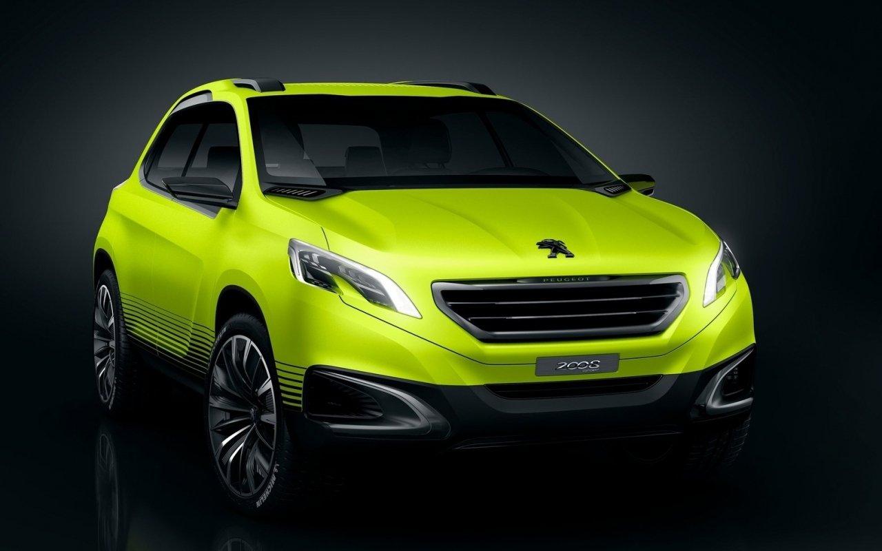 Peugeot представит обновленный кроссовер 2008 к весне 2016 года