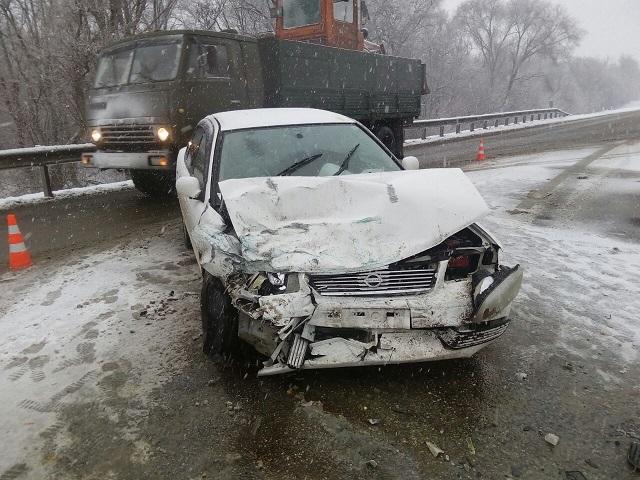 ВДТП вКавказском районе пострадали два пенсионера имолодой парень