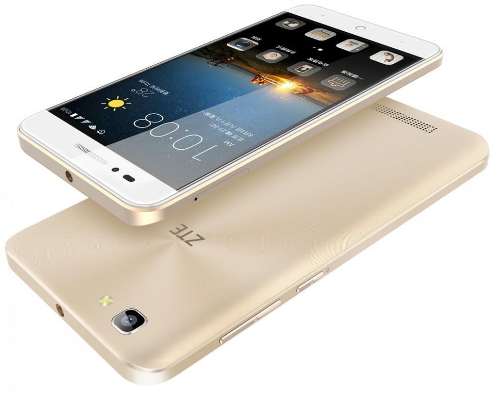ZTE начала реализовывать мобильные телефоны Blade A610c, аеще Blade A610 Plus