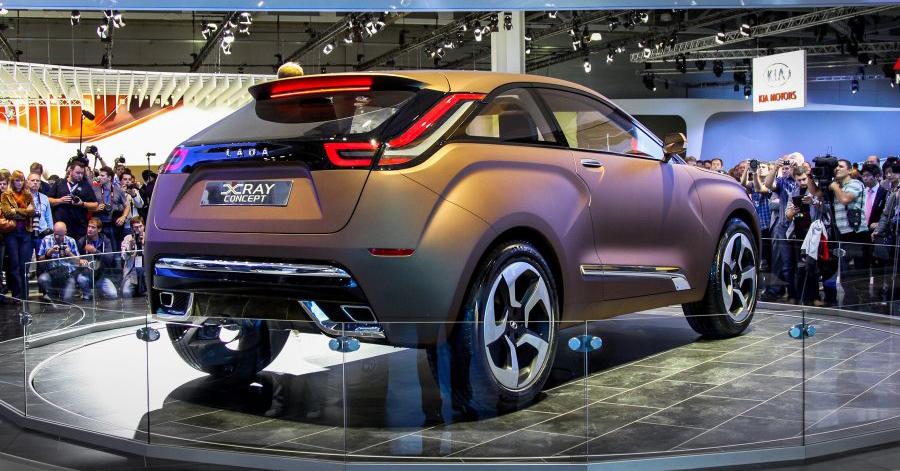 В Российской Федерации увеличились продажи новых машин