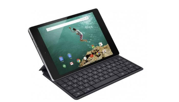 Google представила свой планшет Pixel C