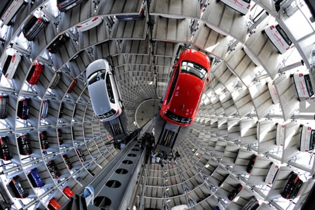 РФ заняла пятое место вевропейских странах попродажам авто
